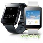 LG G reloj android