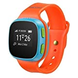 Alcatel Move Time SW10 Blue/Red Track&Talk Watch +...