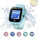 Smartwatch para niños con localizador GPS,...