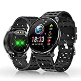 Reloj Inteligente, HOLALEI Smartwatch Pulsera...