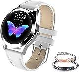 Smartwatch KW10 IP68 - Reloj inteligente deportivo...
