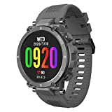 DQANIU Smartwatch Impermeable IP68 Reloj...
