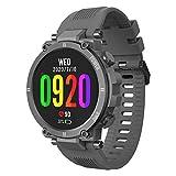 DQANIU Smartwatch Impermeable IP68 Reloj...