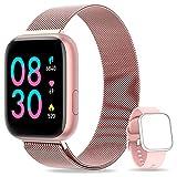 AIMIUVEI Smartwatch, Reloj Inteligente Mujer...
