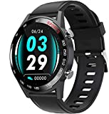 ZHENAO Smartwatch Watch, Pantalla de Color Grande...