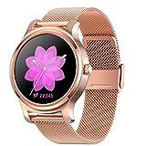 ZYDZ R2 Pedómetro Smart Watch Fitness Tracker...