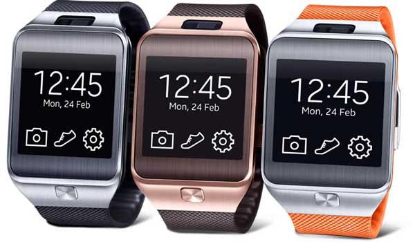 Reloj Samsung Gear 2