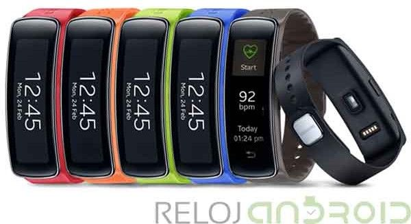 Pulsera Inteligente - Gear fit