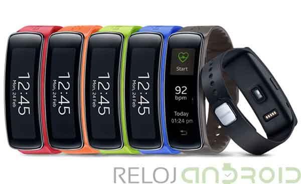 REloj Inteligente - Gear fit