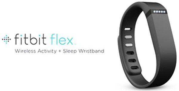 Mejores Smartband 2014 - Fitbit flex