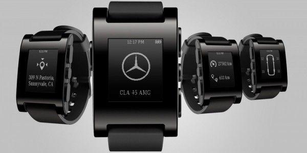 relojes android y vehículos