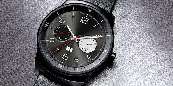 Analisis LG G watch R