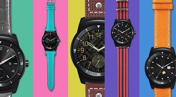 comprar LG G watch R