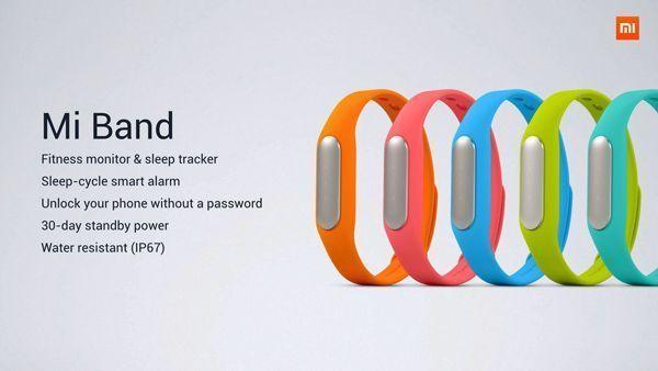 comprar Xiaomi Mi Band