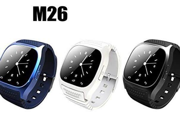 smartwatch m26