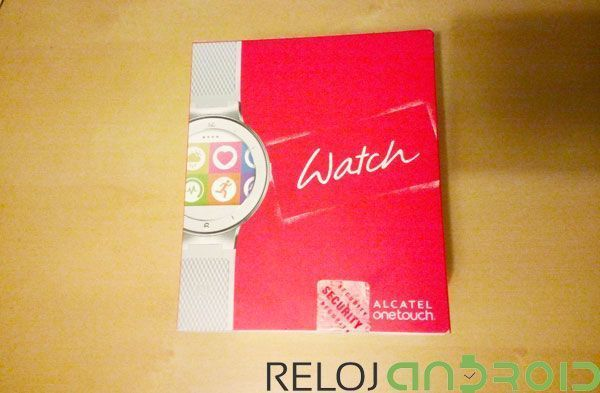 comprar alcatel onetouch watch