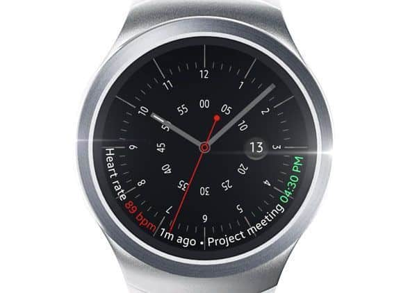 Smartwatch Gear S2
