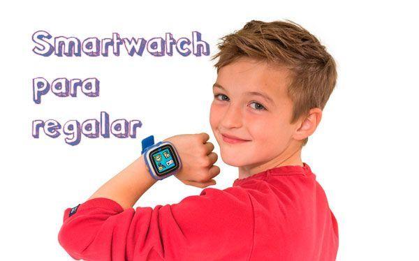 smartwatch para regalar