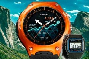 Smartwatch de Casio