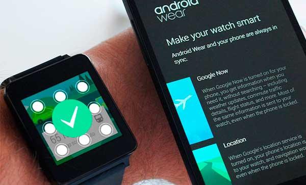 Aplicaciones para Android Wear