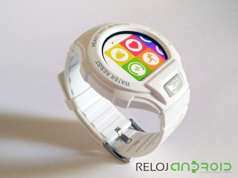 alcatel smartwatch onetouch go sm03 black