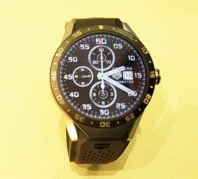 smartwatch tag-heuer