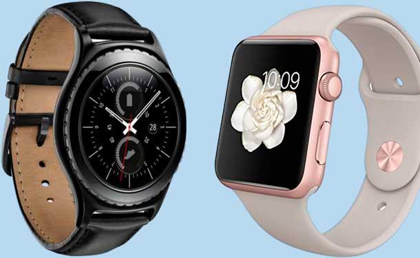 novedades reloj samsung apple watch