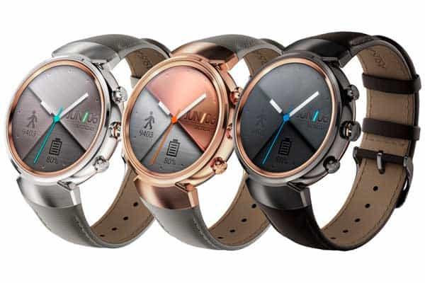 smartwatch ZenWatch 3