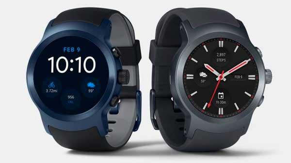 lg google reloj inteligente