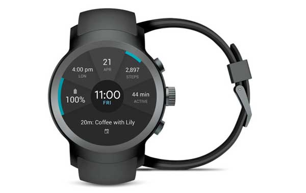 lg watch sport reloj inteligente