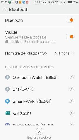 reloj con Android Wear problemas