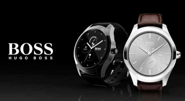 smartwatch hugo boss
