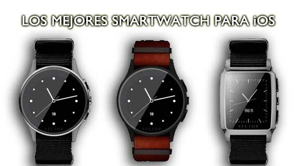 reloj inteligente compatible iphone
