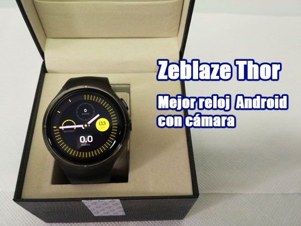 zeblaze thor smartwatches