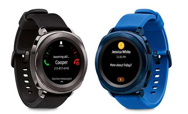 reloj Samsung Gear Sport