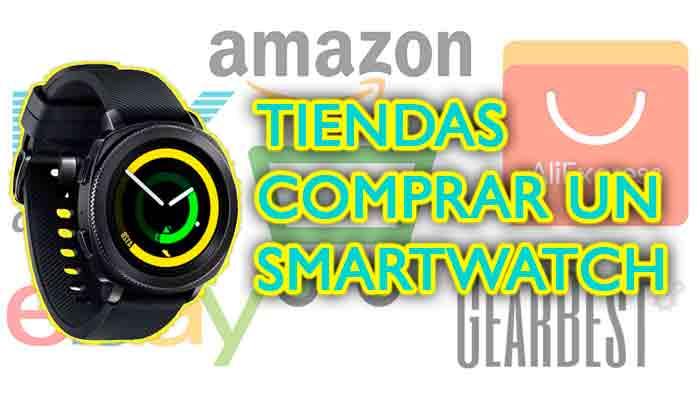 tiendas comprar smartwatch