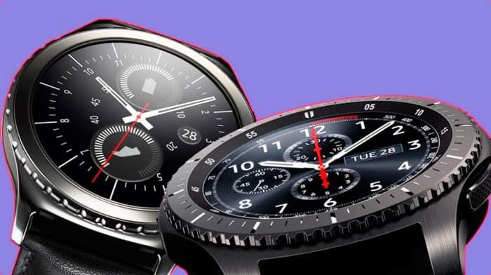 Reloj Samsung S4