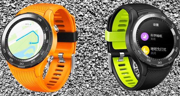 nuevo huawei watch 2