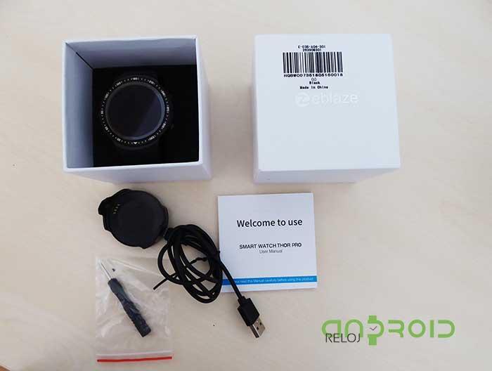 smartwatch Thor Pro