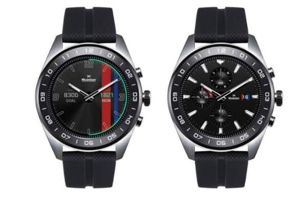 LG Watch W7 lanzamiento