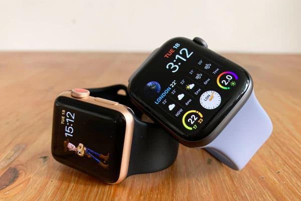 como es apple watch 4