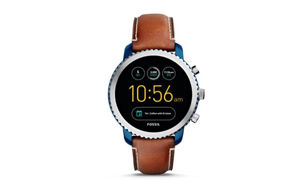 smartwatch fossil regalo