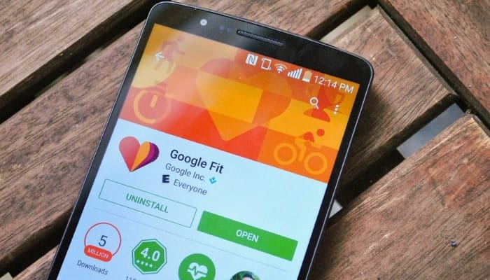 descarga google fit