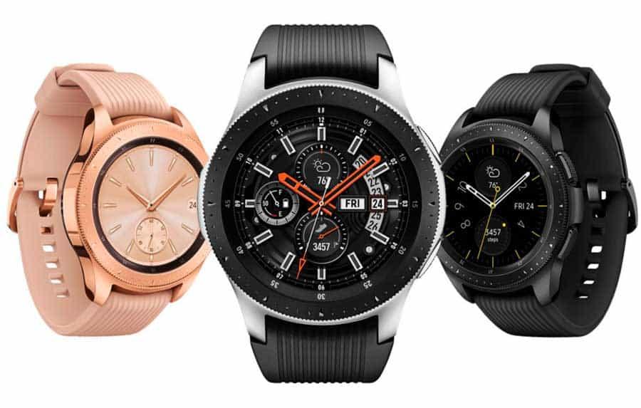 caracteristicas galaxy watch