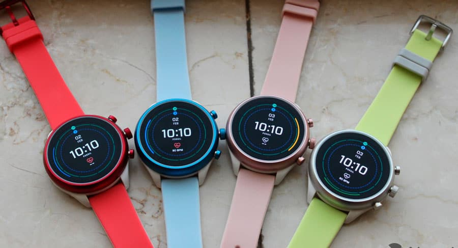 analisis fossil smartwatch sport